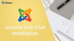 Add Live Chat to Your Joomla Site in a Few Easy Steps