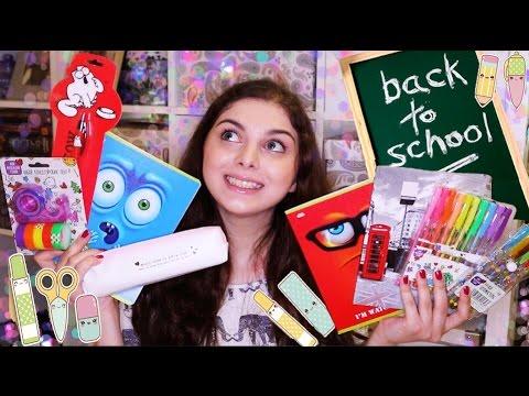 BACK TO SCHOOL | Покупки Канцелярии в ЗаОдно