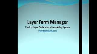 Layer Farm Manager