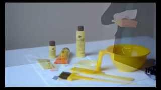 Jak farbować włosy w domu - SANOTINT 19