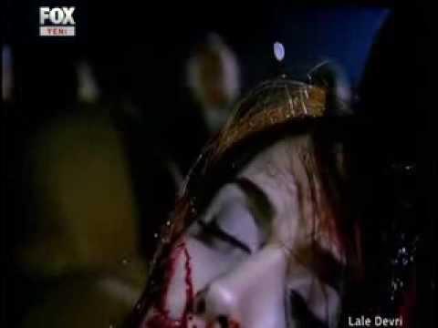 Lale Devri 16.Bölüm- Lale Taşkıran'ın Kaza Geçirdiği Sahne