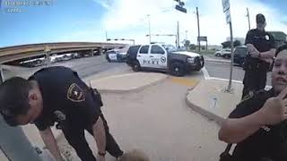 Lubbock  Pd Releases Video of Suspected Police Brutality