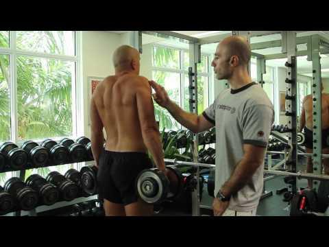 Episode 164 - Build Stronger Neck  Shoulders: Shrugs