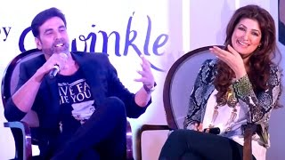 Akshay Kumar's SHOCKING Revelation That He Is A 'Biwi Ka Ghulam' Of Twinkle Khanna