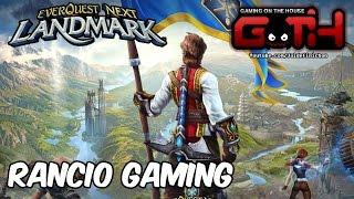 UN NUEVO MUNDO Landmark - Rancio Gaming en Español - GOTH