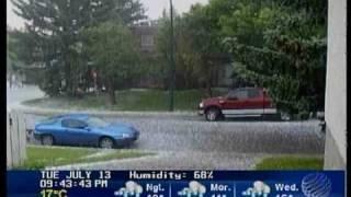 Calgary, AB - Insurance companies using cloud seeding weather modification