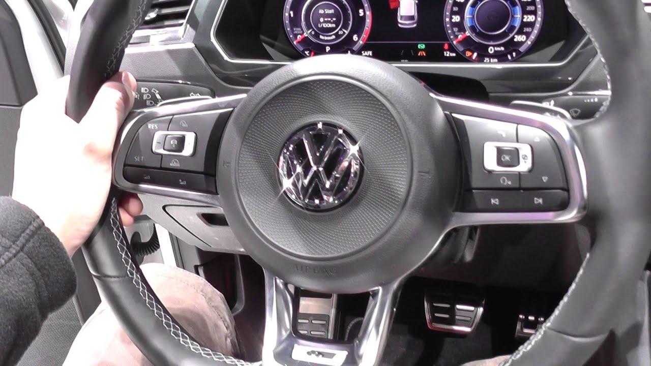 100 Volkswagen Tiguan 2017 Interior User Images Of