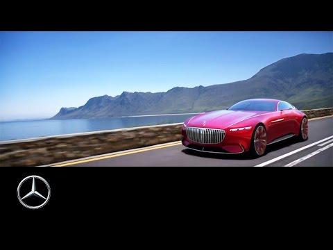 Vision Mercedes-Maybach 6 – Trailer – Mercedes-Benz original