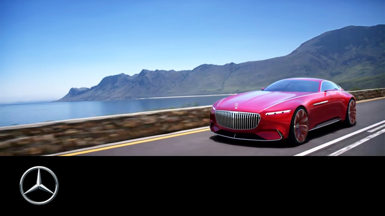 Vision Mercedes Maybach 6: Trailer   YouTube