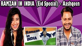 Reaction On RAMZAN IN INDIA (Eid Special) - Aashqeen | Krishna views