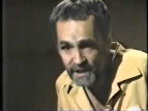 Charles Manson Interview with Ron Reagan Jr (Complete)