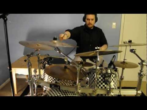 Elliott Smith - Bottle Up and Explode! [Ostinius Drum Cover]