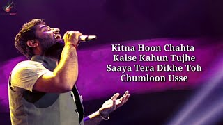 Hardum Humdum Lyrics - Arijit Singh | Pritam | Aditya K, Rajkummar R, Sanya M, Fatima S | Ludo