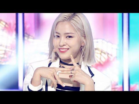 ITZY – Not Shy [SBS Inkigayo Ep 1065]