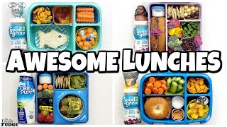 FUN And EASY School Lunch Ideas 🍎 YOU CHOOSE The Lunch