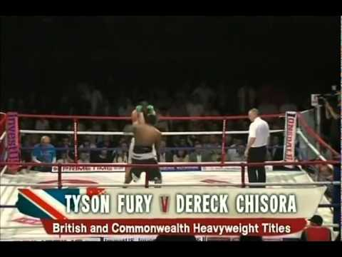 Dereck Chisora vs Tyson Fury - Part 4 of 4