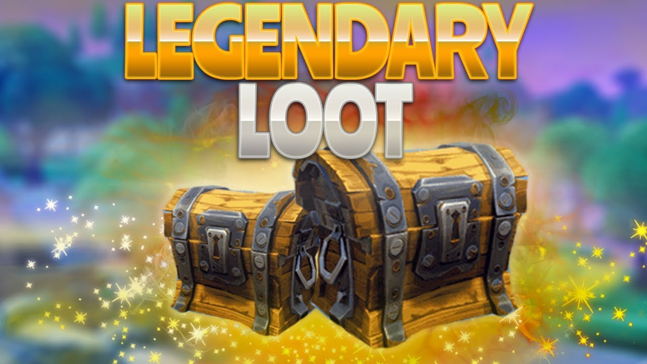 Fortnite Loot