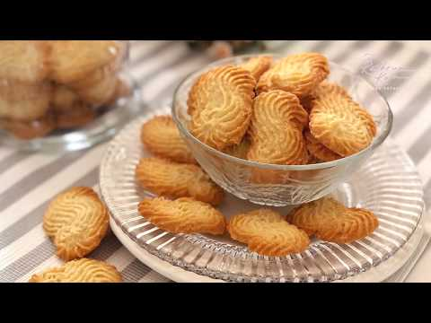 oat-almond-cookies-麦片杏仁饼干