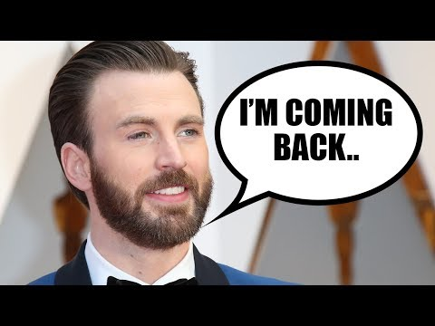 Why Captain America's Chris Evans Will Still Be In Avengers Marvel Universe