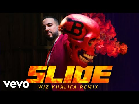 French Montana - Slide Remix -  ft Wiz Khalifa Blueface Lil Tjay