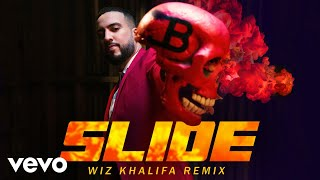 French Montana - Slide (Remix - Audio) ft. Wiz Khalifa, Blueface, Lil Tjay