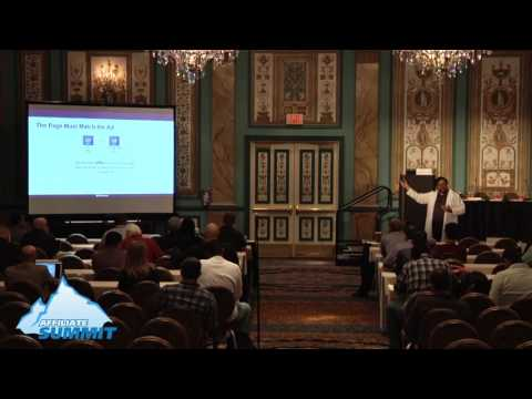 The Chemistry of the Landing Page with Live Critiques from Affiliate Summit West 2016