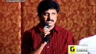 Director Jayam Raja Press Meet Regarding Velayudham