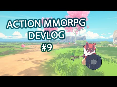 Devlog Ep 9 – Reveal The 5 Finalists Of The Contest For Our Action MMORPG
