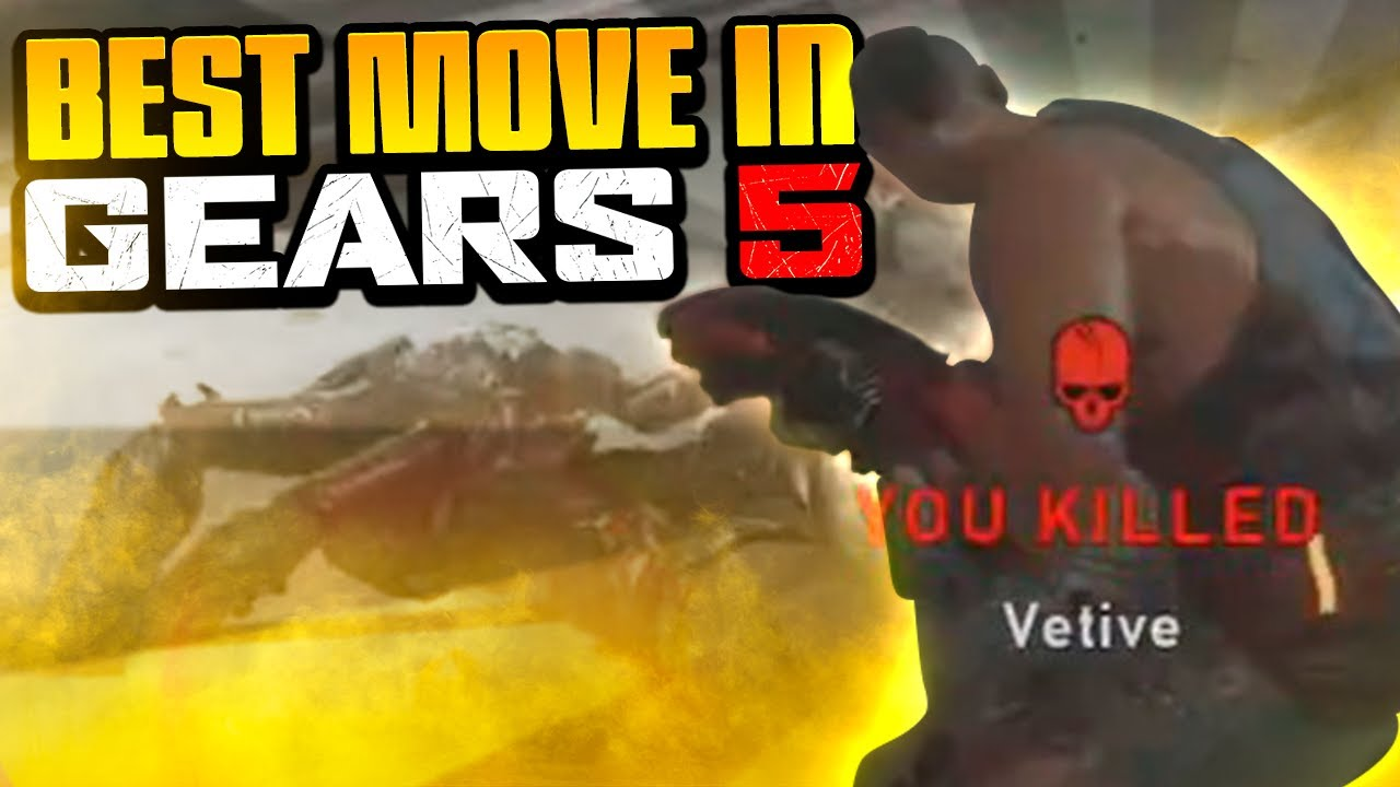 this is the best move in GEARS 5... thumbnail