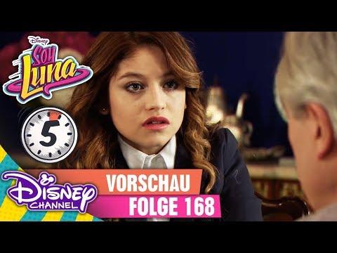 5 Minuten Vorschau - SOY LUNA Folge 168  Disney Channel