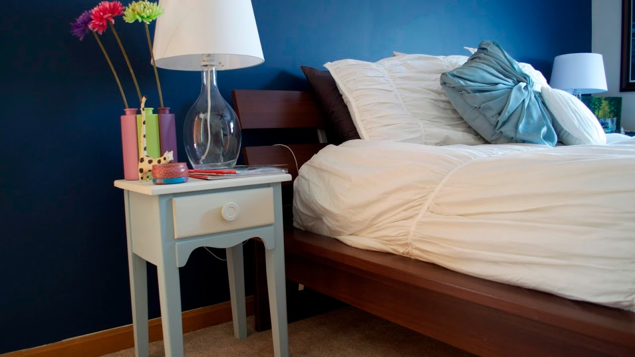 diy bedside table - youtube