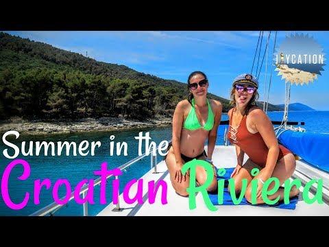 PIRATE PARTIES & CAVE BARS | Makarska, Croatia Travel Guide