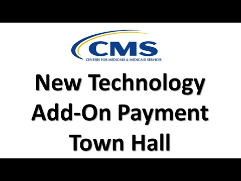 2016 Feb 16th, New Technology Add-On Payment Town Hall