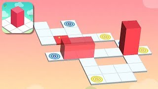 Bloxorz: Roll the Block - Gameplay Trailer (iOS)