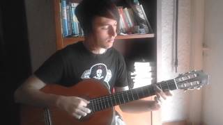 Roux061 - Celtic Irish Music - The Green Island (Arrangiament Guitar)