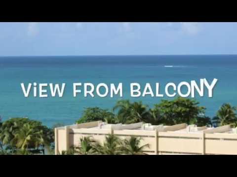 Best Rate! Ocean View Condo, Perfect Location, Next to El San Juan Hotel, WIFI, Parking