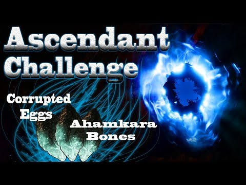 Ascendant Challenge 5 Week 11 With Corrupted Eggs & Ahamkara Bones