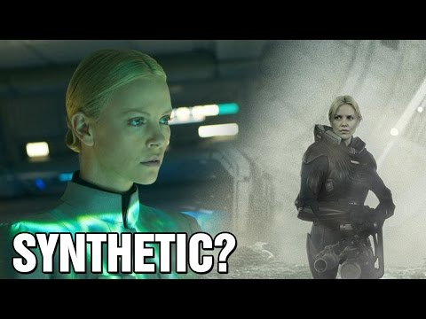 She Was a Synthetic? Meredith Vickers in PROMETHEUS