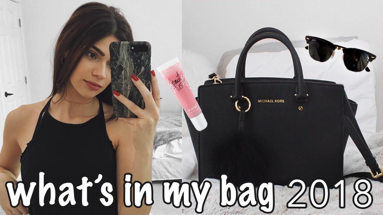 1a2612ca3786 What s In My Bag 2018