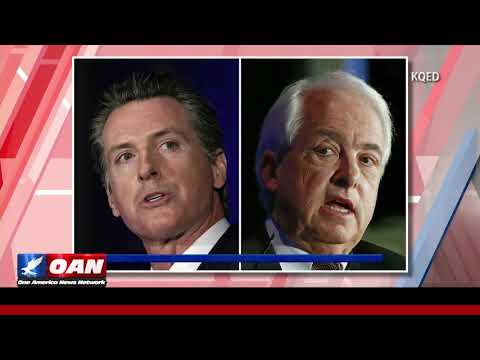 Radio Debate: John Cox, Gavin Newsom on the Issues