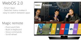 LG Electronics 60LF6300 60-Inch 1080p 120Hz Smart LED TV Review