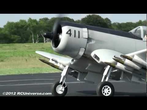 WOTX 2012 - Meister Scale Marine Corsair, Gary Mills
