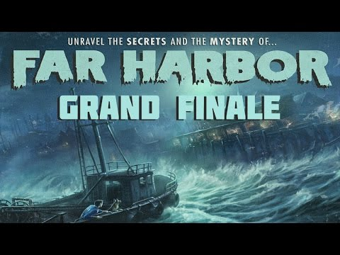 Fallout 4: Far Harbor - Grand Finale - Happily Ever After?