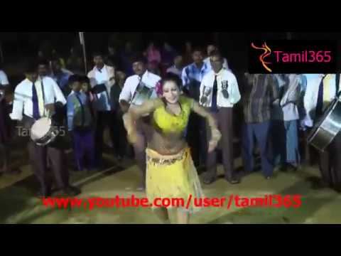 Latest Tamilnadu Village Record Dance Video / Tamil Adal Padal 2015 / Kalakkal Dance 001