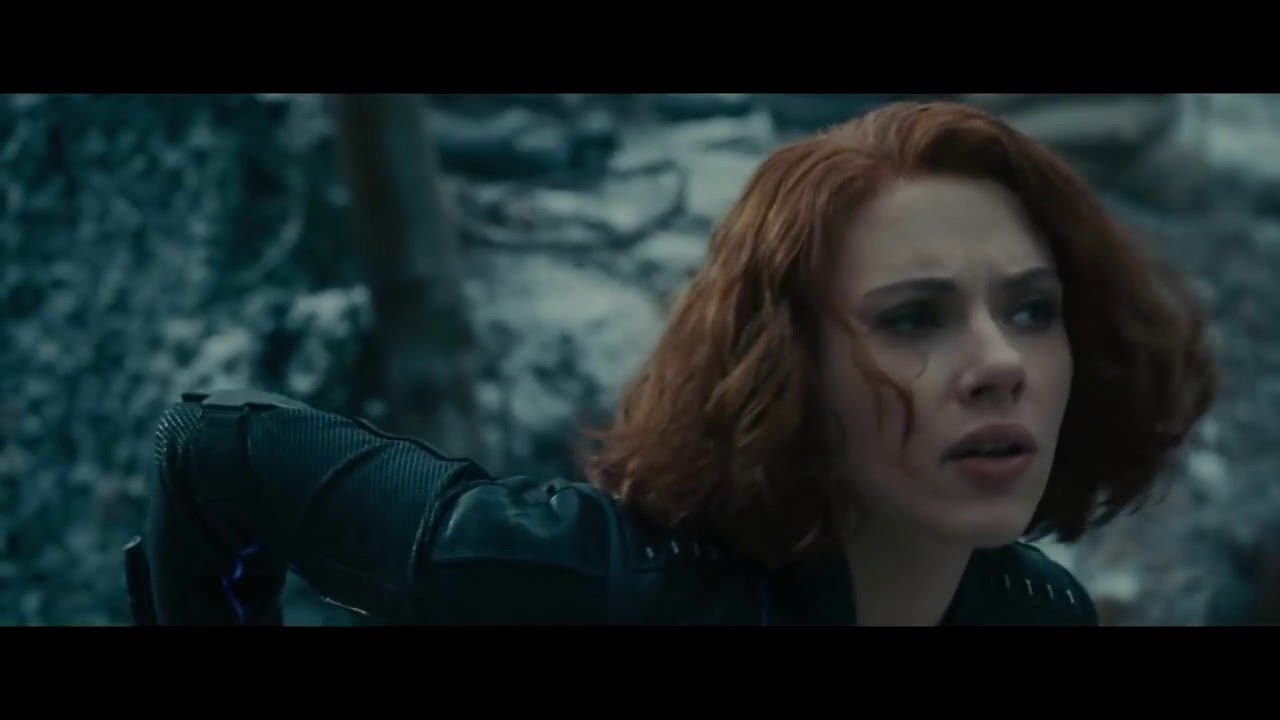 Scarlett Johansson all time best fight scene