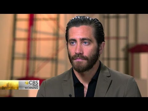 Jake Gyllenhaal on dramatic transformation for new boxer role