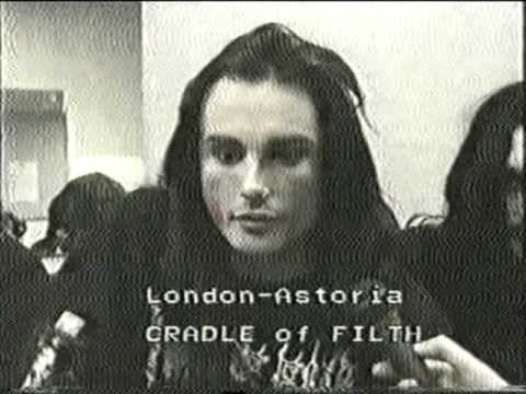 Interview with Cradle of Filth in 1995