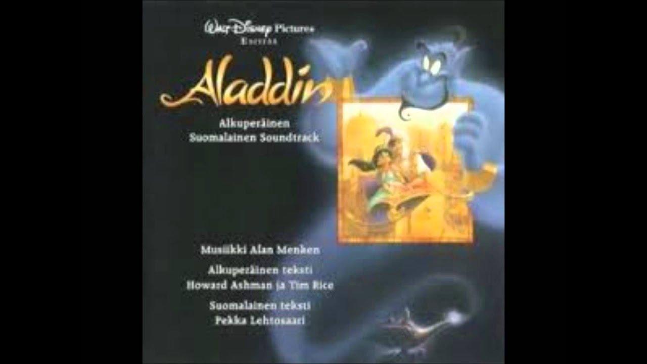 Aladdin Suomi
