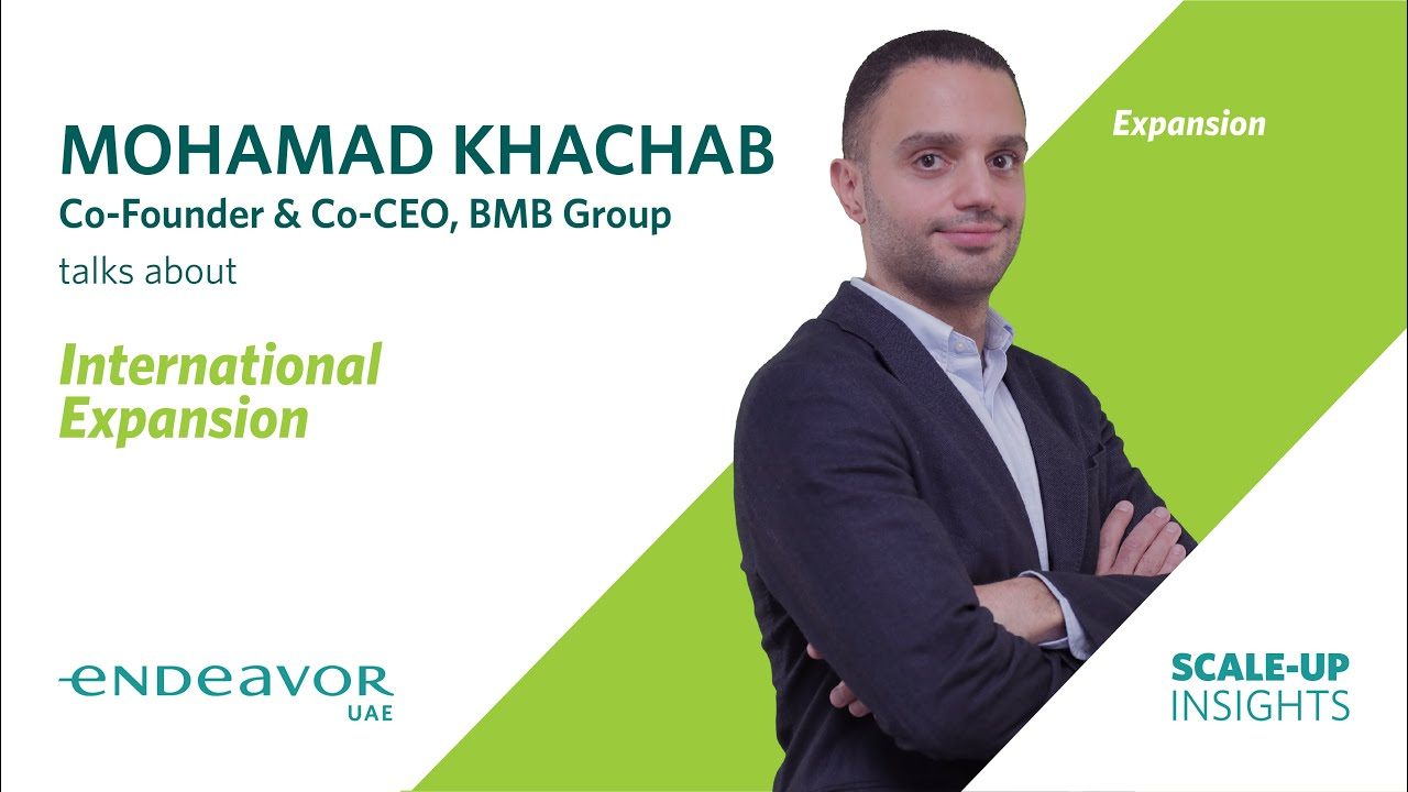 Mohamad Khachab Talks About International Expansion
