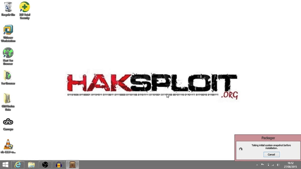 HakSploit - Run Windows Apps Anywhere Using Cameyo Portable Application!
